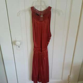 BCBG Max Azria Silk Dress