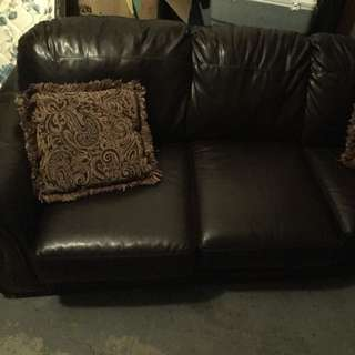 3 Seater 2 Seater Couch Set Just For 200$ Only