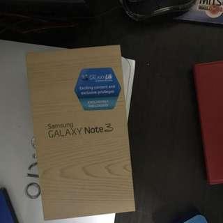 Samsung Note 3 Local Set