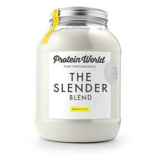 The Slender Blend