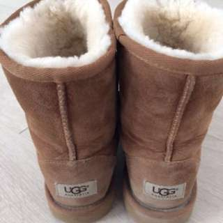 Classic Chestnut UGGS Size 7-7.5!
