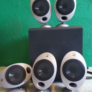 KEF PSW2000 Audio Speaker Made in England