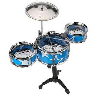 Set Small Jazz Drum