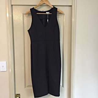 Tokito Black Dress BNWT 12