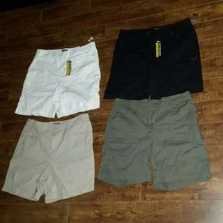 Lot Of 4 Shorts Size 14