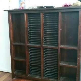 DVD Cabinet $40