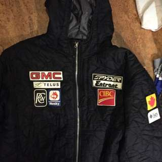 Team Canada ski jacket