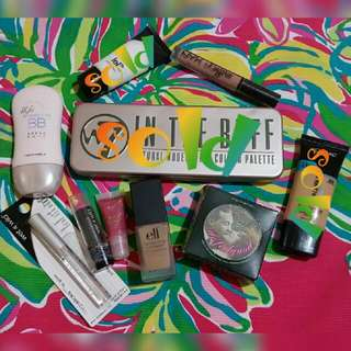 Repriced - Authentic Pre Loved Make Ups