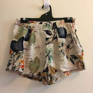 Size 10 Morning Most High Waisted Shorts