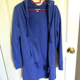 Bossini Blue long jacket