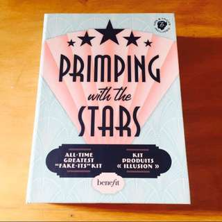 Benefit Primping With The Stars Kits (Authentic)