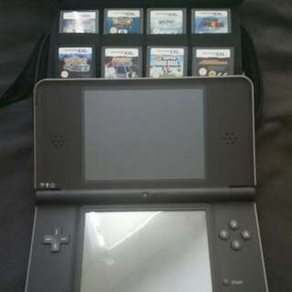 DSi XL And Games