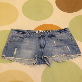 Roxy Short Crop Jeans