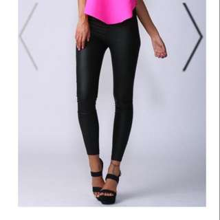 Popcherry Dark Trouble High Wasted Pants