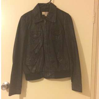 Just Jeans Real Leather Jacket