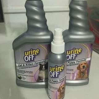 寵物除尿味噴劑