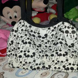 mickey mouse shoulder bag..