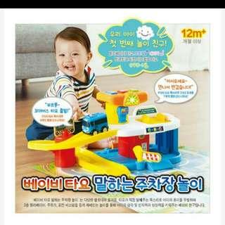 BNIB Tayo Playset For Babies