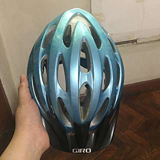 Original Giro Bike Helmet