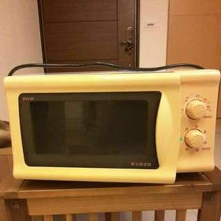 東元 微波爐 20公升