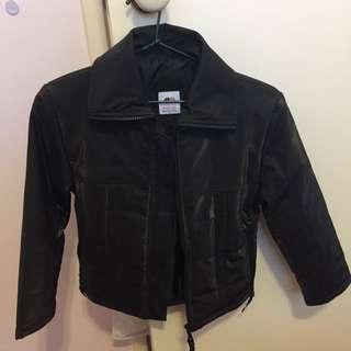 Fiorucci Leather Jacket