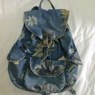 Reserved topshop Authentic Denim Bag