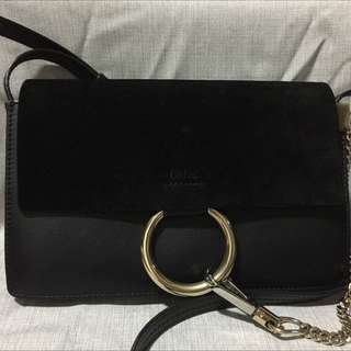 Chloe faye bag small size(可議)