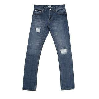 SUPER THAISTICK DISTRESSED WASH INDIGO