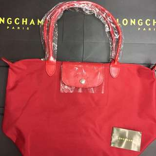 Longchamp Long Handle (overrun)