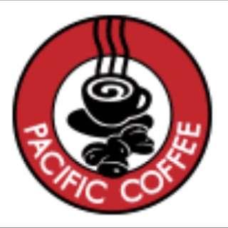 Pacific Coffee 的電子免費咖啡券