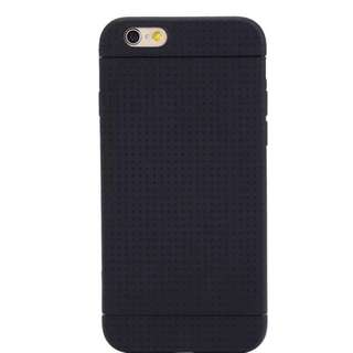 Soft Silicone Honeycomb Style Case In Black