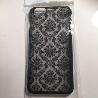 Damask Vintage Pattern Hard Impact Case