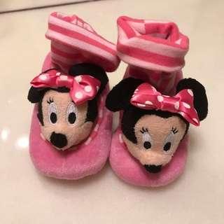 Disney 米妮寶寶鞋