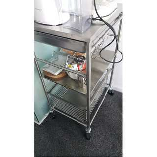 IKEA Grundtal Kitchen Trolley (4 months old)