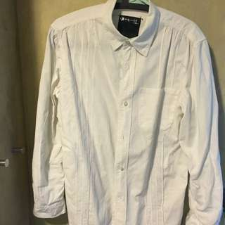 Dusty - Andy Warhol Series White Linen Shirt