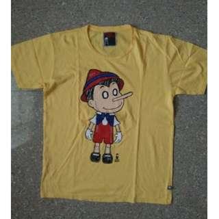 "Nylon Smile T-Shirt ""Pinochio"""