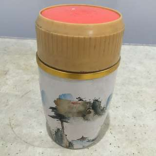 thermos glass vintage