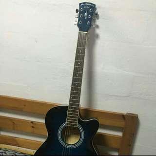 (PRICE REDUCED) Prillante Acoustic Guitar