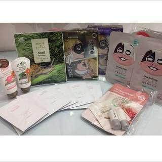 The Face Shop/ Beaute De Royal/ My Scheming Facial Masks/ Deary Cream ✨