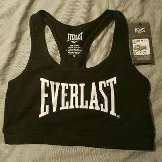 Everlast Sports Crop Top Size 12 ( would fit 10)