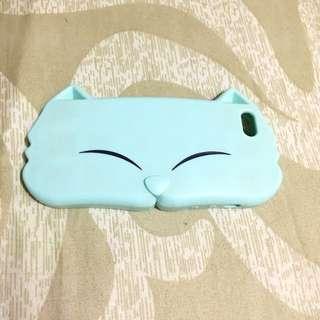 Cat Silicon Case