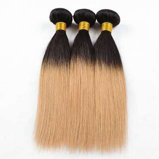 """Brazilian Hair 10"""" To 20"""" (inches) Available With Different Colours. Price Depends On The Length Of The Hair. Price Is Based On 3bundles ."""