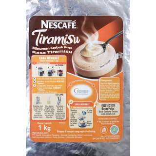 Nescafe Tiramisu (Nestle Professional)
