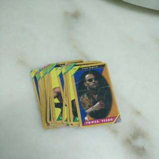 WWF/WWE Collector's Cards From 2000's Era (Vintage)