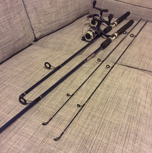 2x Fishing Rods For Sale