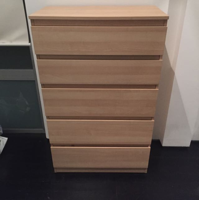5 Draw IKEA Chest of drawers