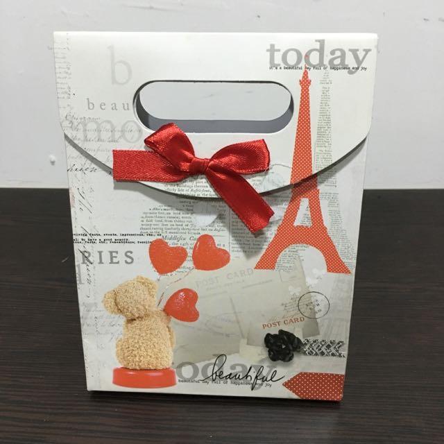 禮物袋/禮物盒 #轉轉來交換 #可換物