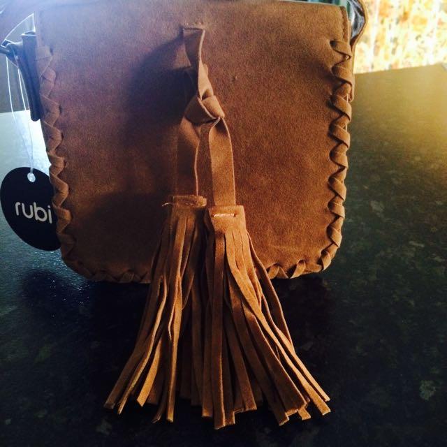 👝 Fringe Tassel Bag 👝