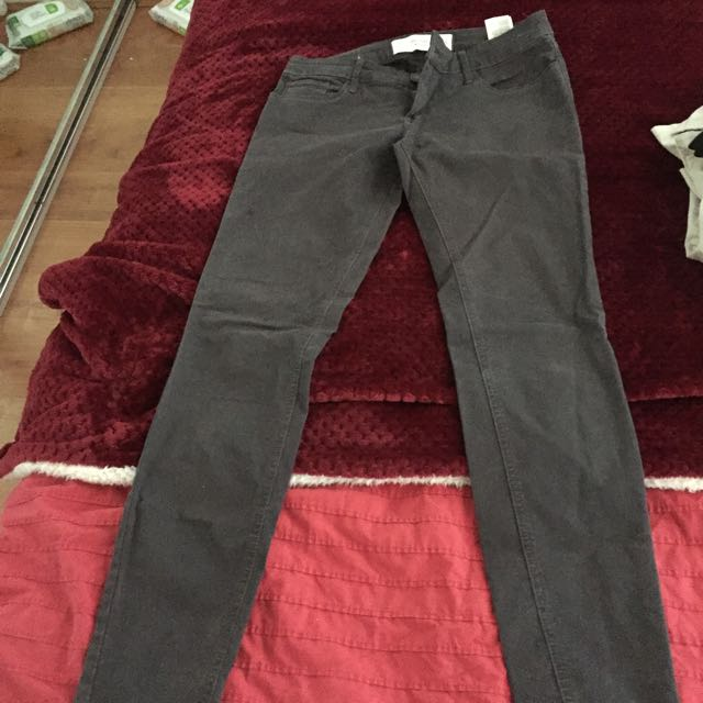 ABERCROMBIE & Fitch Brown Pants