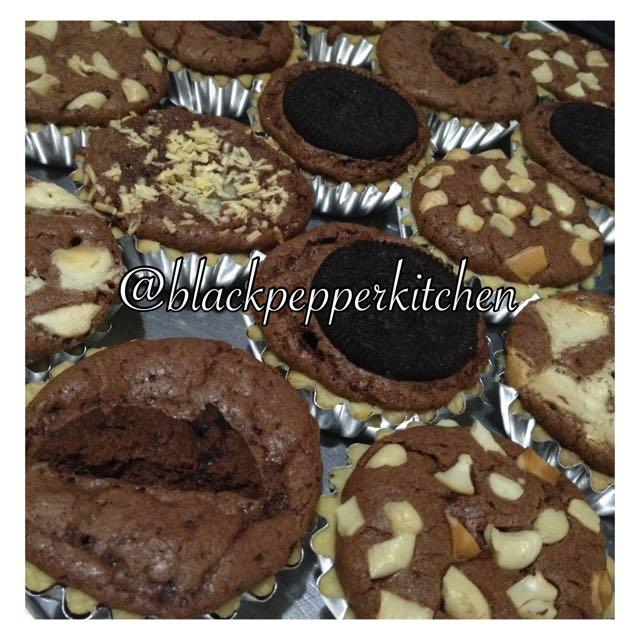 Bropie (Brownies Pie)